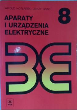 Aparaty i urządzenia elektryczne 8