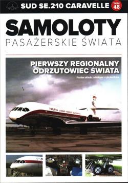 Samoloty Pasażerskie Świata T.48 Sud SE.210