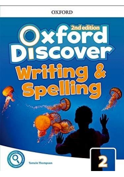 Oxford Discover 2E 2 Writing and Spelling