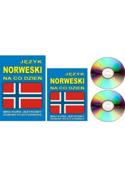 J. norweski na co dzień + CD + MP3