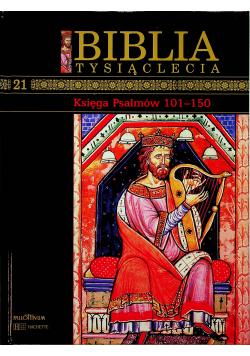 Biblia Tysiąclecia Tom 21 Księga Psalmów 101 - 150