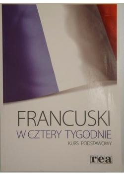 Francuski w cztery tygodnie + Płyta CD