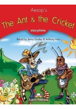 The Ant and the Cricket. Stage 2 + kod