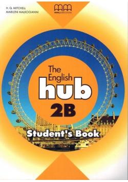 The English Hub 2B SB MM PUBLICATIONS