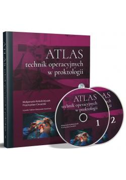 Atlas technik operacyjnych w proktologii