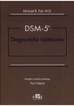 DSM 5 Diagnostyka różnicowa