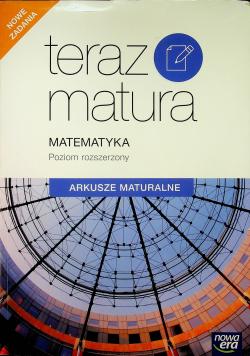 Teraz matura 2020 Matematyka Poziom rozszerzony