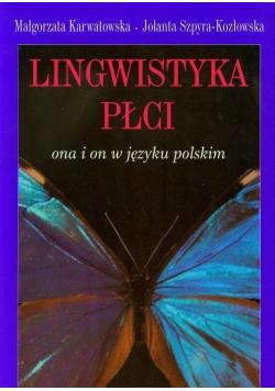 Lingwistyka płci