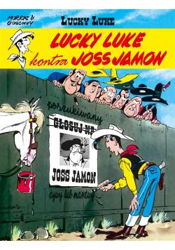 Lucky Luke T.11 Lucky Luke kontra Joss Jamon