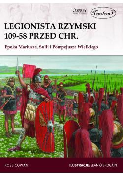 Legionista rzymski 109-58 przed Chr.