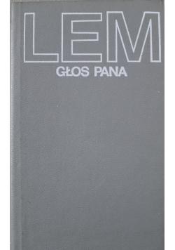 Glos Pana