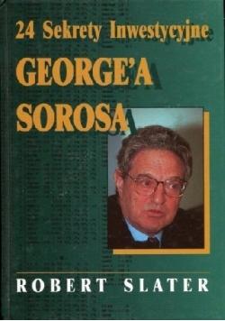 24 sekrety inwestycyjne Georgea Sorosa