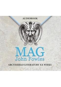 Mag - John Fowles. Audiobook