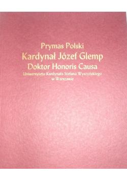 Prymas Polski Kardynał Józef Glemp Doktor Honoris Causa