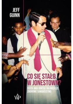 Co się stało w Jonestown Sekta Jima Jonesa