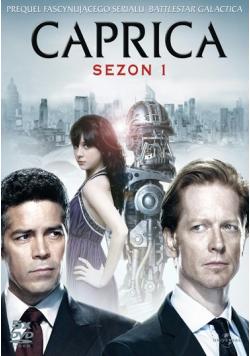 Caprica sezon 1 5 płyt DVD