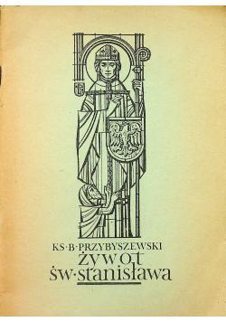 Żywot św Stanisława