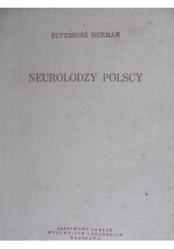 Neurolodzy polscy