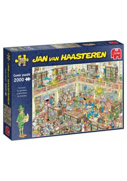 Puzzle 2000 Haasteren Biblioteka G3