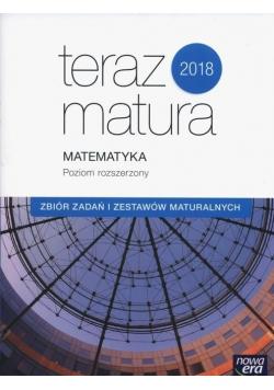 Teraz matura Matematyka poziom rozszerzony zbiór zadań i zestawów maturalnych