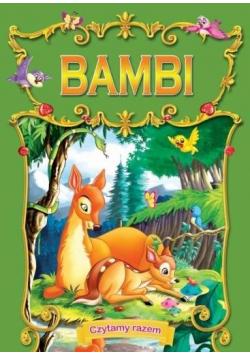 Czytamy razem. Bambi