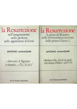 La Resurrezione Tom I i II