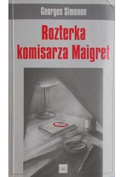 Rozterka komisarza Maigret