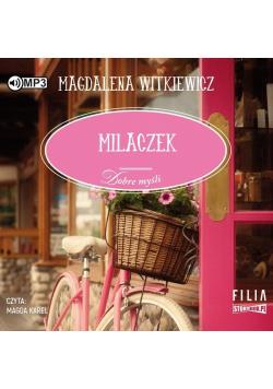 Dobre myśli T.1 Milaczek audiobook