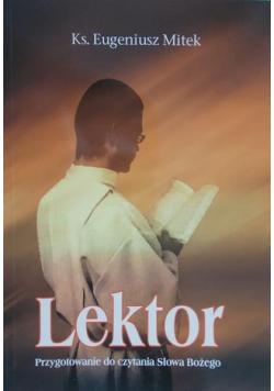 Lektor  Przygotowanie do czytania słowa Bożego