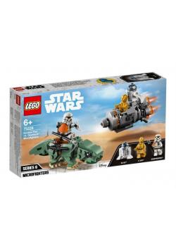 Lego STAR WARS 75228 Kapsuła ratunkowa kontra...