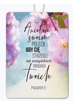 Zawieszka zapachowa - Ocean Ps 91:11 fiolet
