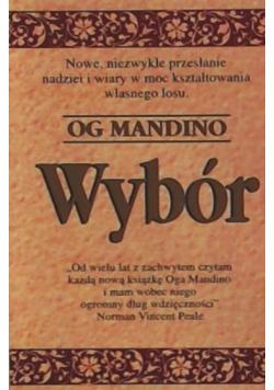 Manadio Wybór