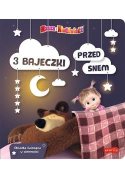 Masza i Niedźwiedź 3 bajeczki przed snem