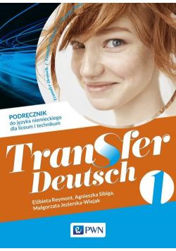 Transfer Deutsch 1 Podręcznik do języka niemieckiego