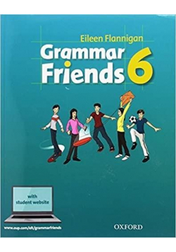 Grammar Friends 6 SB with Student Website Pack