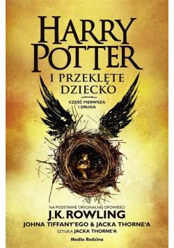 Harry Potter i przeklęte dziecko w.spcecjalne BR