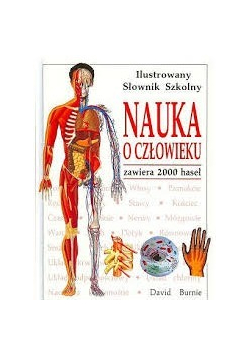 Ilustrowany Słownik Szkolny Nauka o człowieku