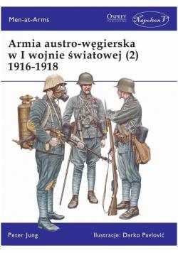 Armia austro-węgierska w I wojnie światowej (2)