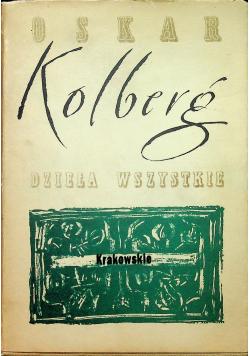 Dzieła wszystkie Tom 7 Krakowskie Część III Reprint z 1874 r.