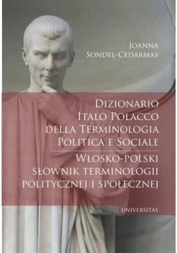 Włosko polski słownik terminologii politycznej