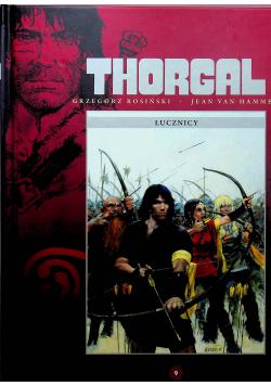 Thorgal Łucznicy Tom 9
