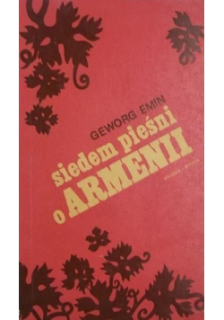 Siedem pieśni o Armenii
