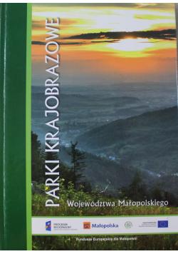 Parki krajobrazowe Województwa Małopolskiego