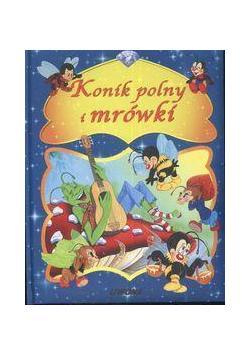 Brokat - Konik polny i mrówka LIWONA