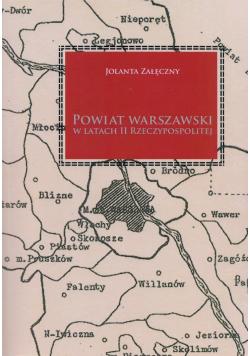 Powiat Warszawski