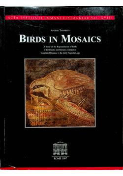 Birds in Mosaics