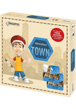 MemoRace Town REGIPIO
