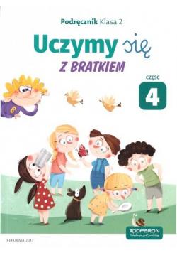 Uczymy się z Bratkiem 2 Podręcznik cz.4 OPERON