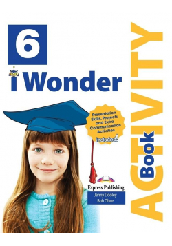 I Wonder 6 AB + DigiBook EXPRESS PUBLISHING