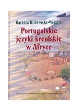 Portugalskie języki kreolskie w Afryce